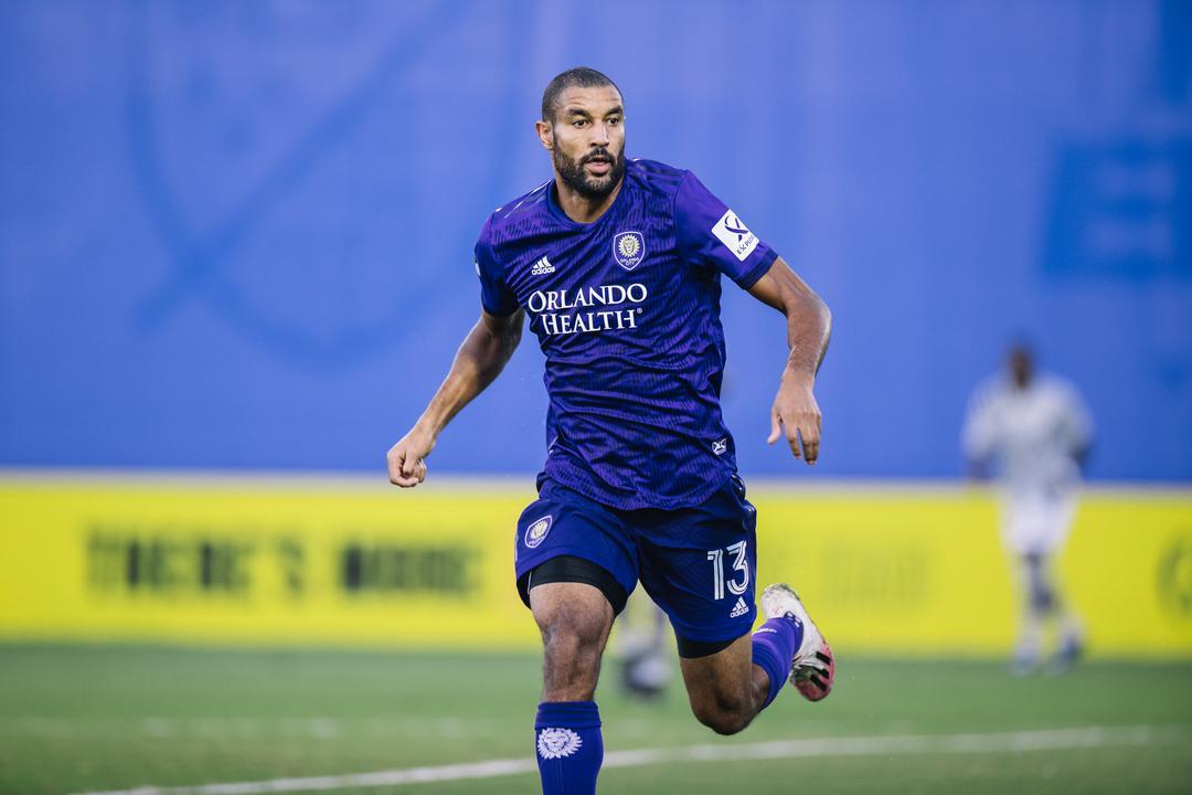 Orlando City SC Tesho Akindele