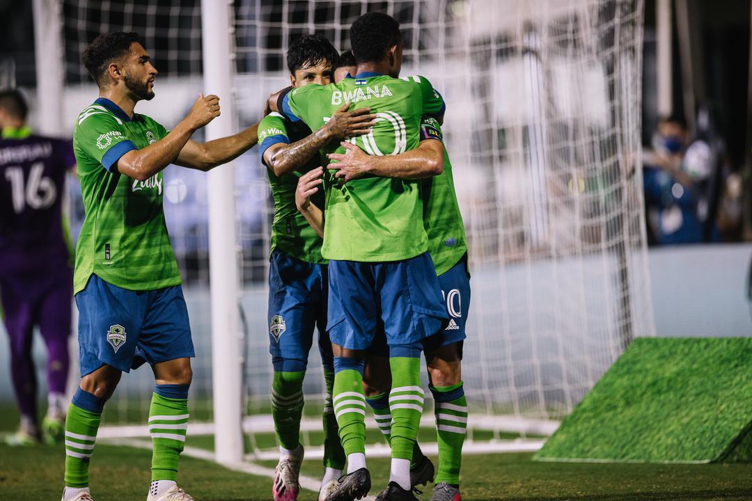 Seattle Sounders MLS is Back win