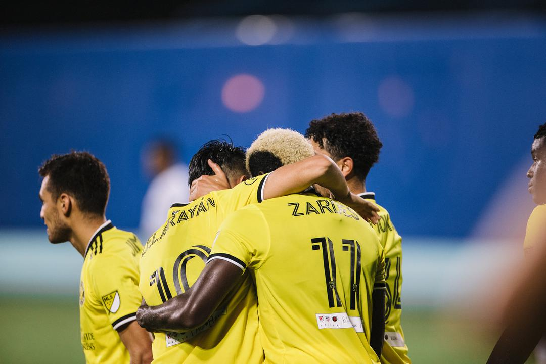Columbus Crew MLS is Back