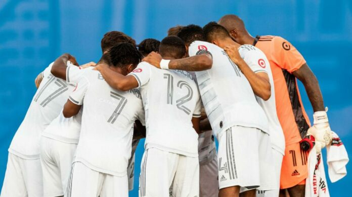 LAFC MLS is Back
