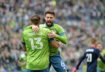 Seattle Sounders MLS is Back