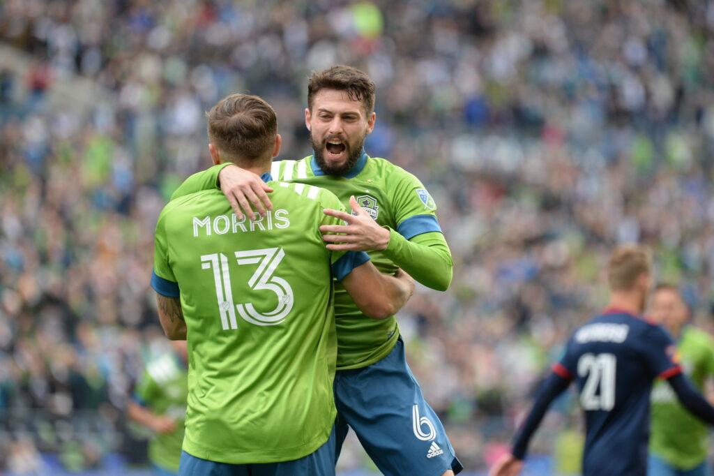 Seattle Sounders MLS is Back