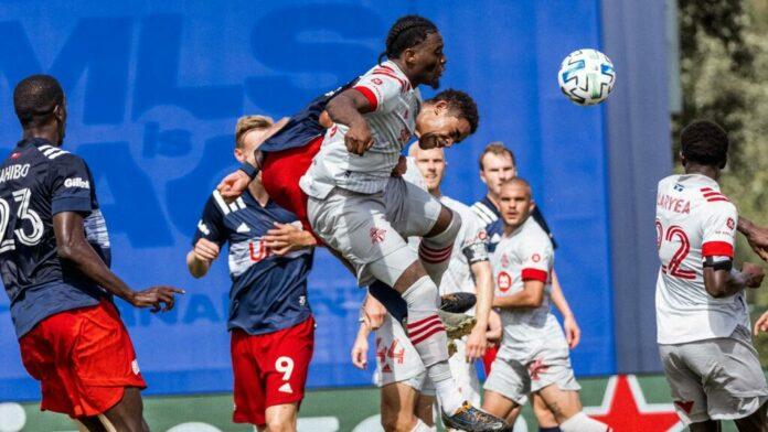 Ayo Akinola Toronto FC MLS is Back