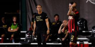 Frank de Boer out