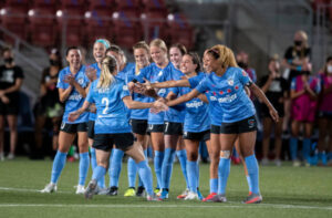 NWSL quarterfinals
