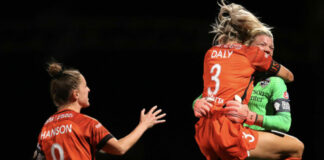 Houston Dash victory NWSL