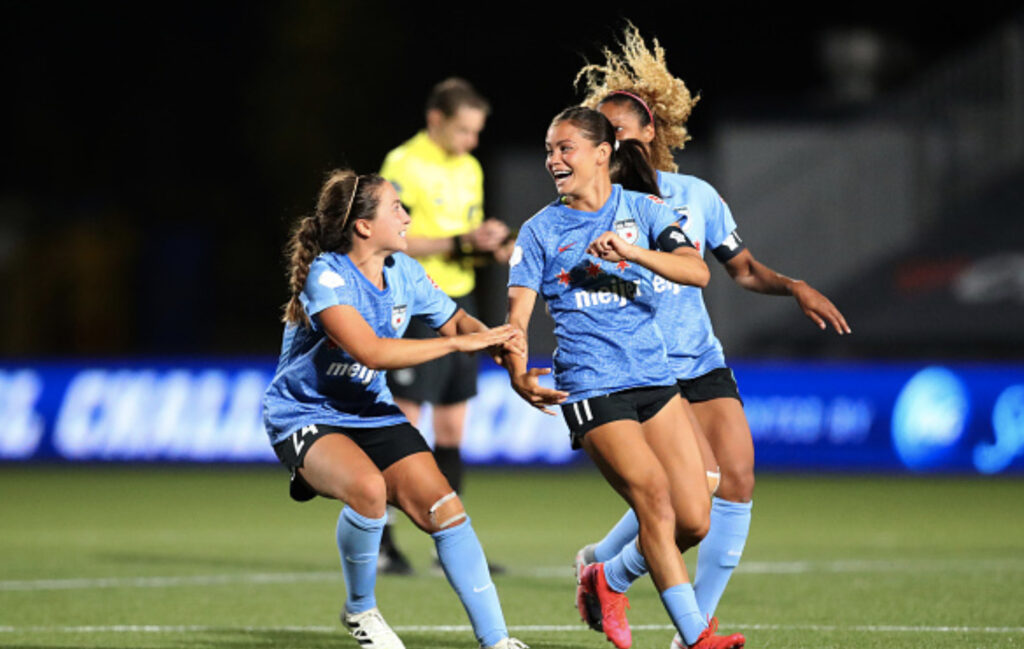 Chicago Red Stars NWSL Challenge Cup