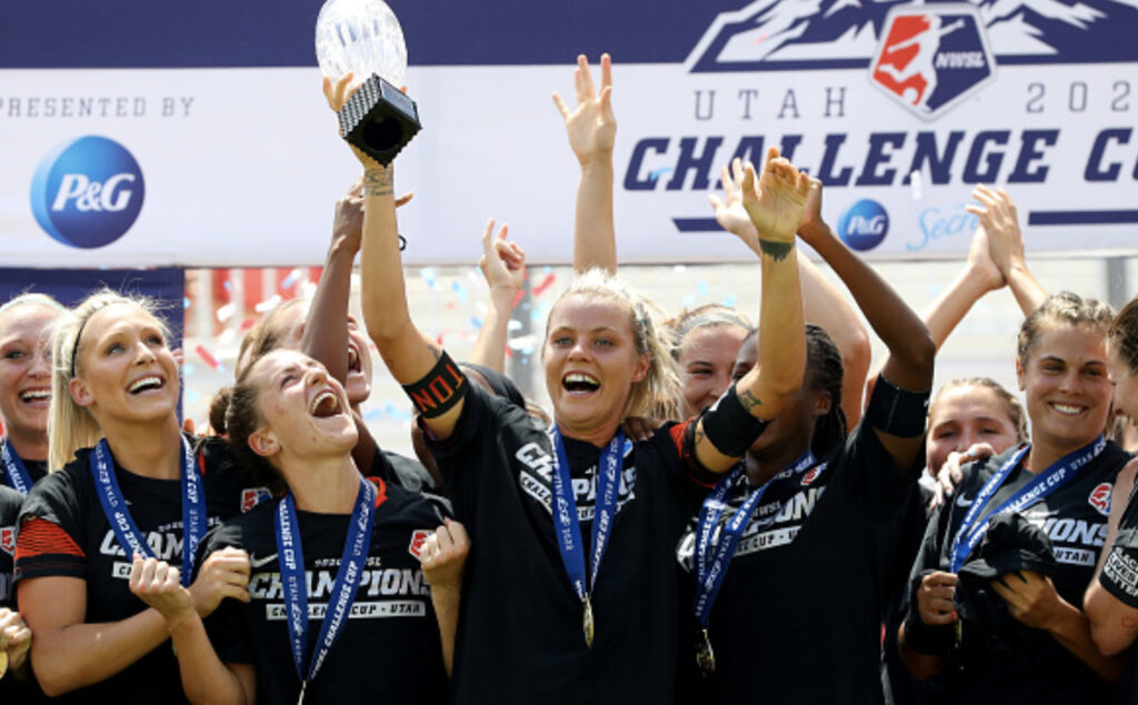 Houston Dash NWSL Challenge Cup