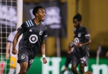 MLS is Back Tournament Minnesota United