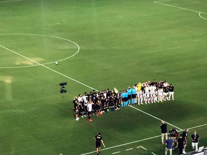 MLS Boycott Activism