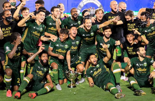 MLS is Back return Portland Timbers