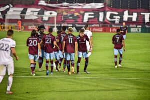 Colorado Rapids turn corner