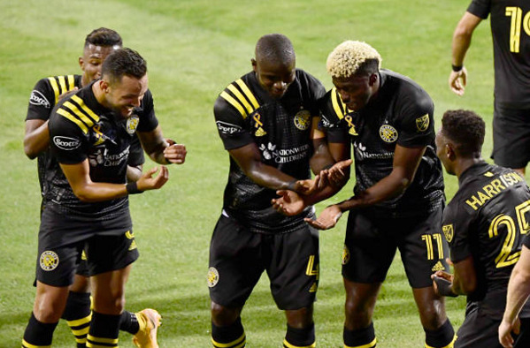 MLS return Columbus Crew