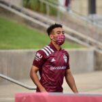 Jonathan Lewis MLS Postponed Colorado Rapids COVID-19 LAFC