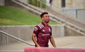 Jonathan Lewis MLS Postponed Colorado Rapids COVID-19 LAFC