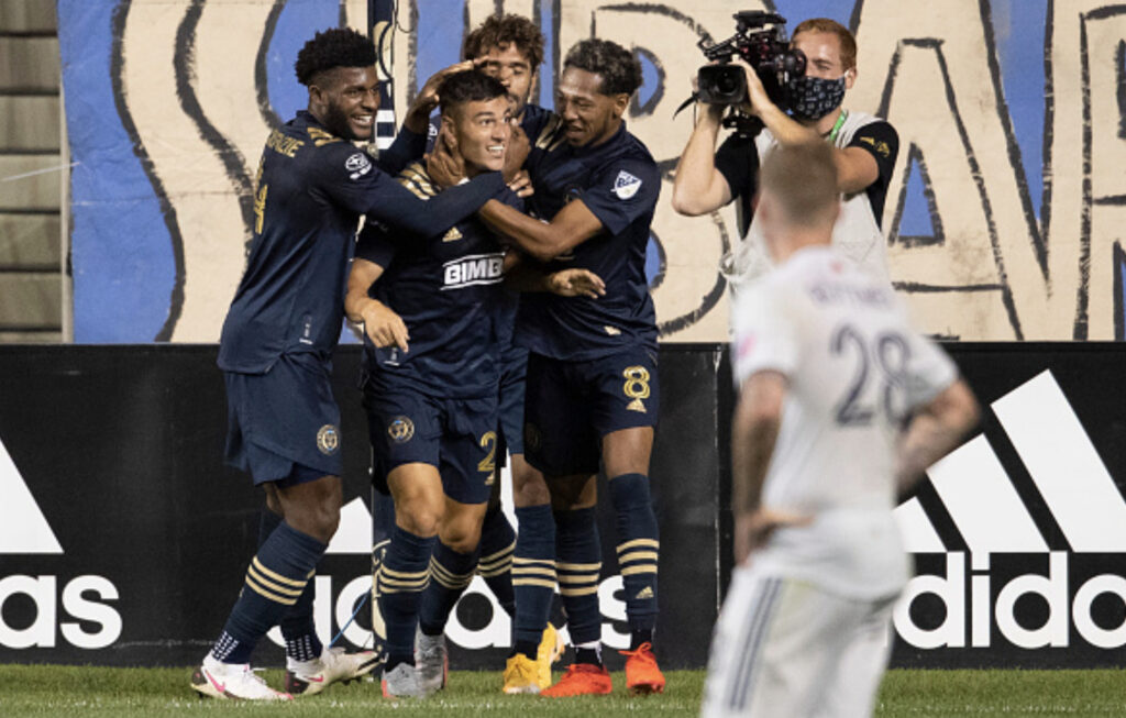 New England Revolution lose to Union