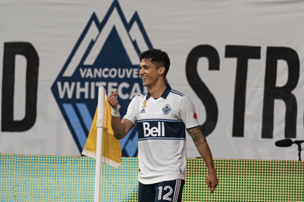 Fredy Montero Vancouver Whitecaps
