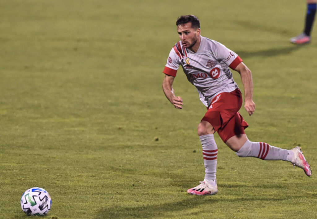 Toronto FC Pablo Piatti