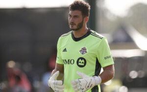 Alex Bono Toronto FC
