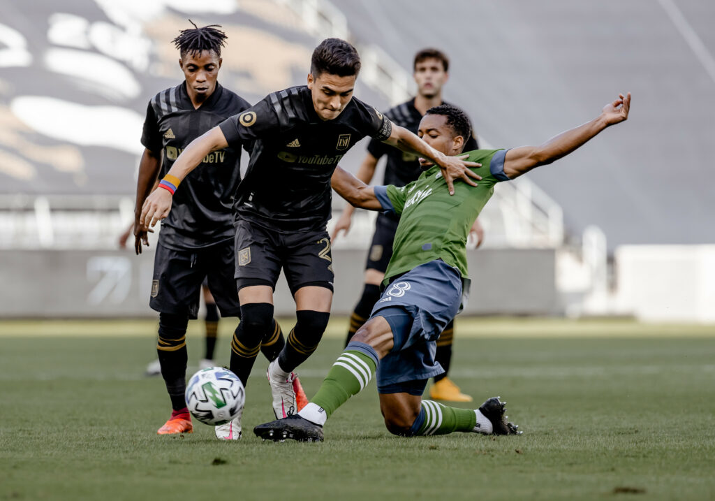 Los Angeles FC LAFC win