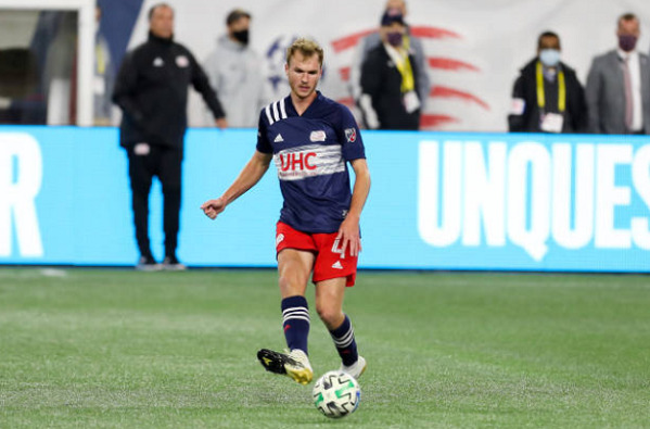 New England Revolution suffer