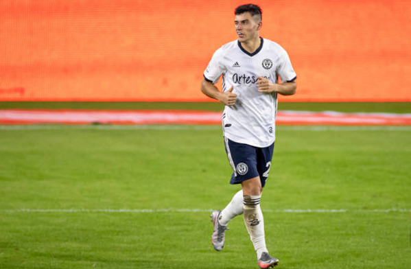 Philadelphia Union Anthony Fontana