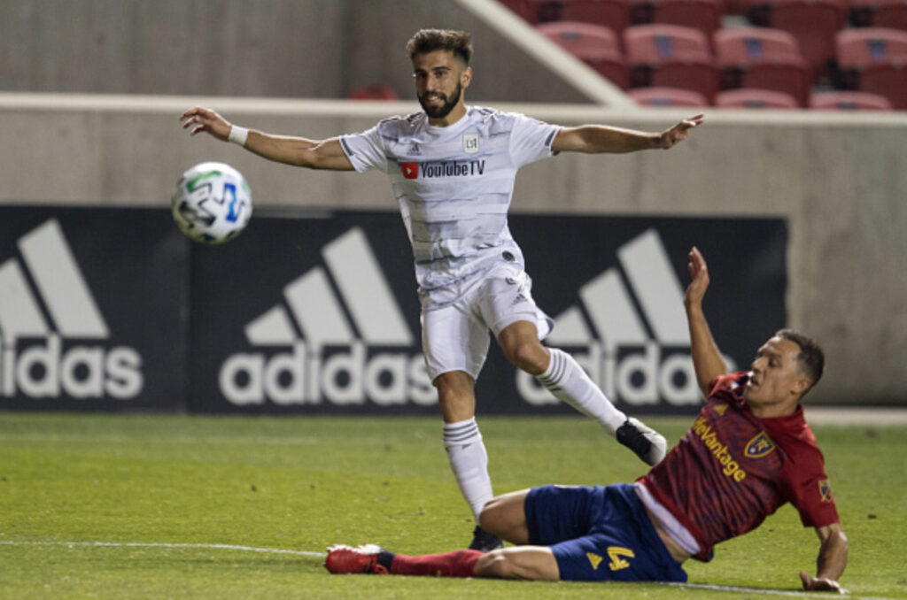 LAFC Get First Road Win