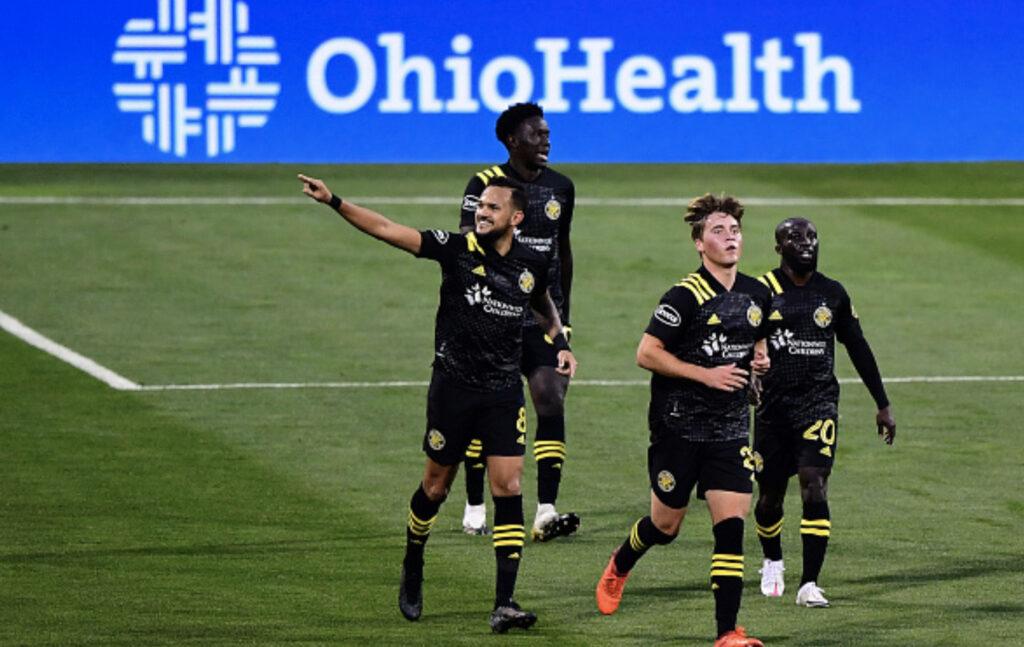 Columbus Crew SC Artur win over NYCFC