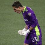 LAFC goalkeeper