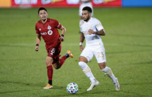 Pablo Piatti Toronto FC win