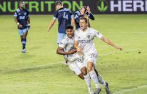 Galaxy top Whitecaps with Koreniuk goal