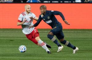 Sergio Santos Union Toronto FC