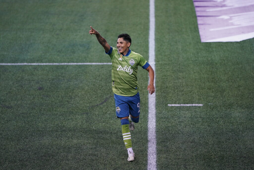 Seattle Sounders FC vs. LAFC MLS Playoffs