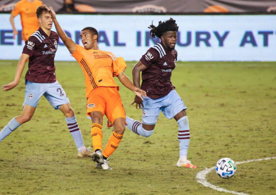 Colorado Rapids Houston Dynamo