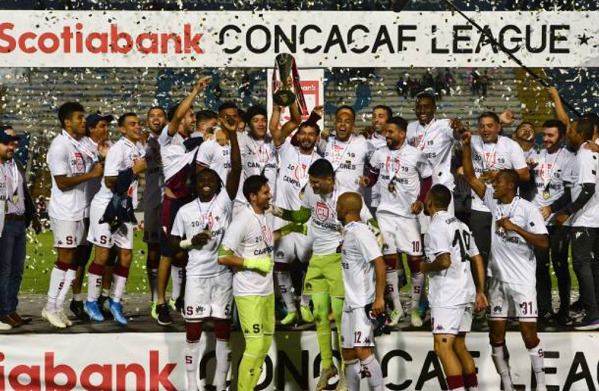 Hamilton Forge FC Concacaf League
