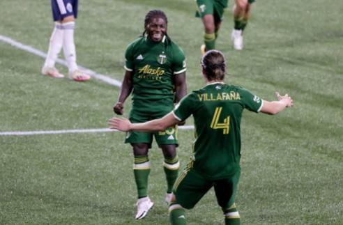 Portland Timbers beat Vancouver Whitecaps