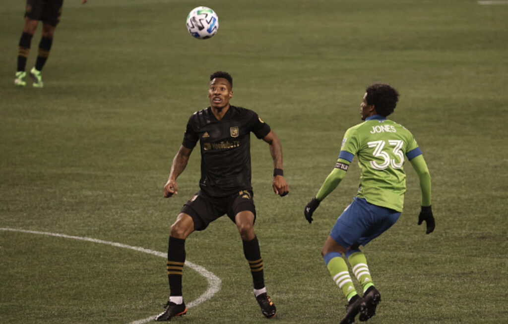 LAFC loses to Seattle Sounders