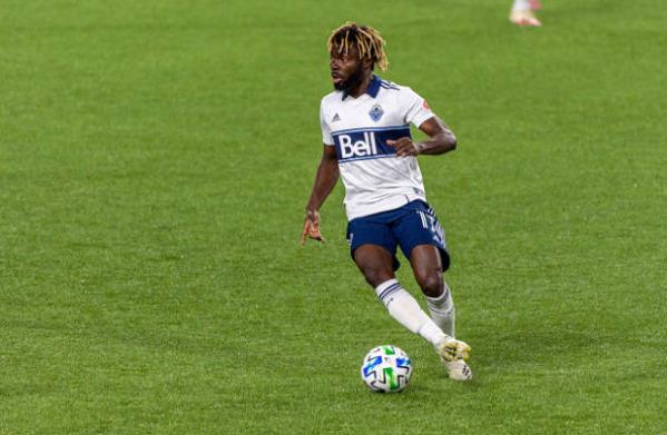 Vancouver Whitecaps close LA Galaxy