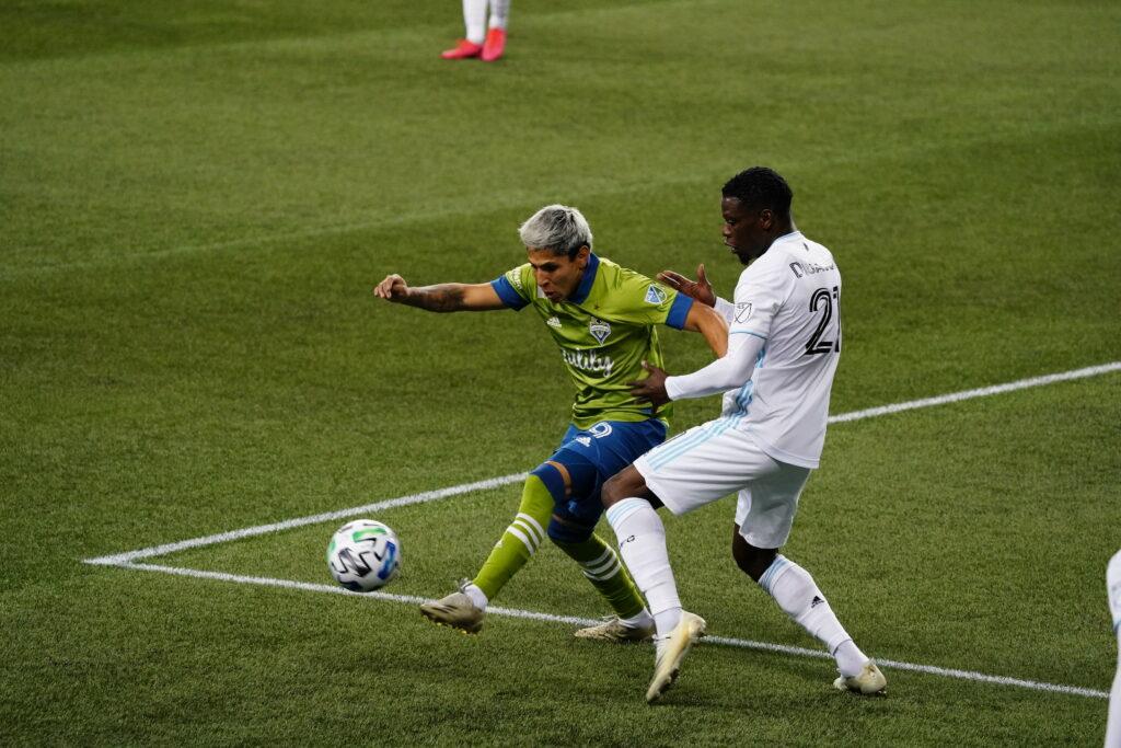 Seattle Sounders FC MLS Cup Final