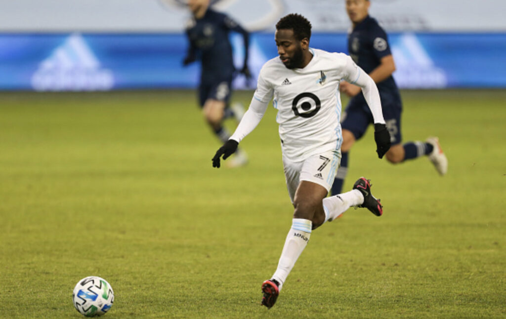 Kevin Molino MLS Cup Playoffs