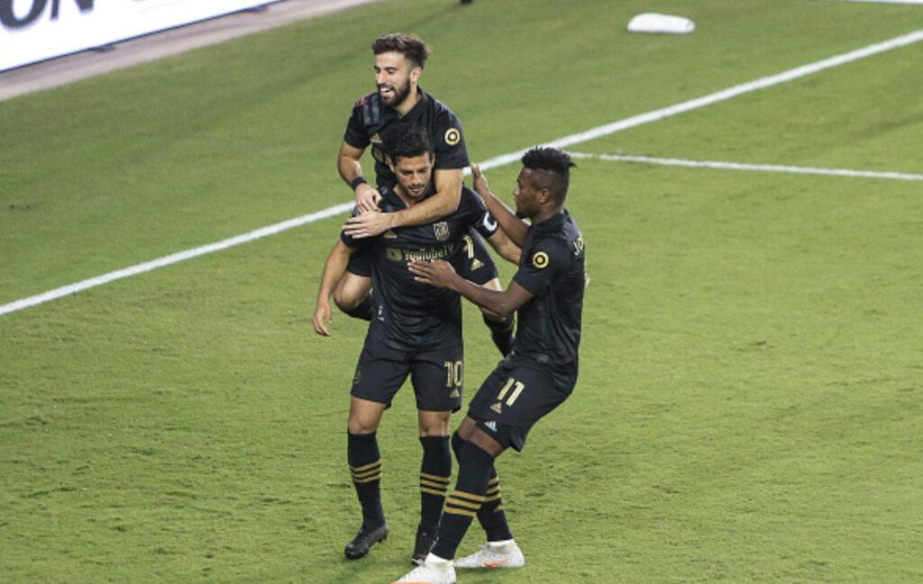 LAFC secure SCCL Final Spot