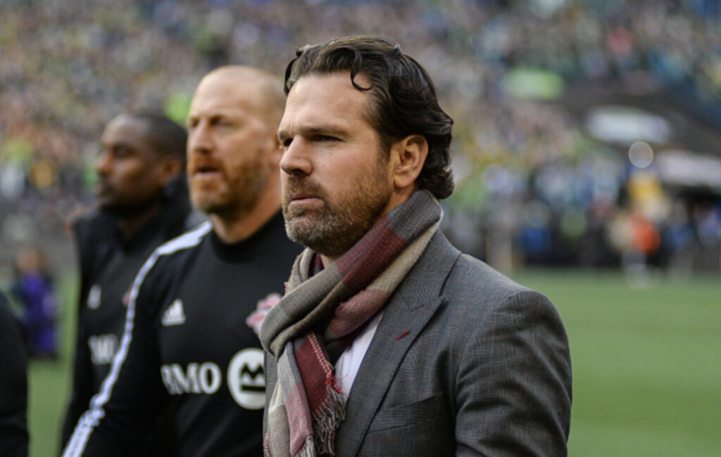 Greg Vanney MLS Cup Final 2019