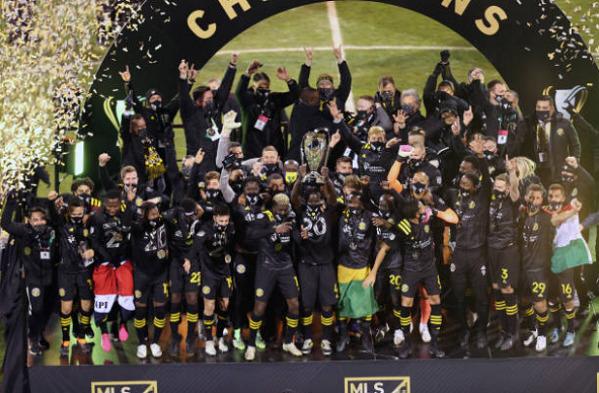 savor the crew MLS Cup Final 2020