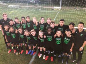 Austin FC Academy