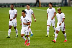USMNT Olympic Qualification