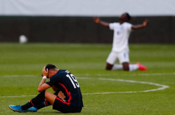USMNT olympic failure