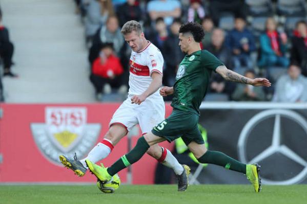 VFL Wolfsburg Michael Edwards Switchbacks