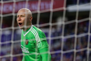 Brad Guzan save