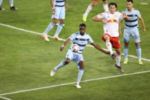 Sporting KC defeat RBNY