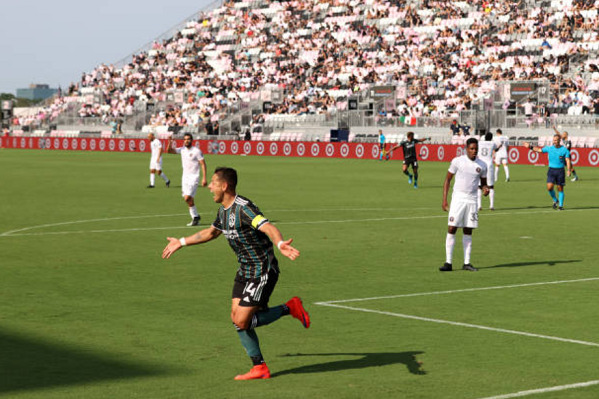 MLS opening weekend